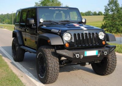 JEEP WRANGLER JK UNLIMITED 5.7 VVT HEMI